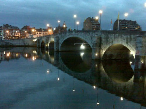 Belgium Namur BlackBerry